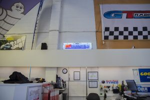 Bush road tyres albany interior