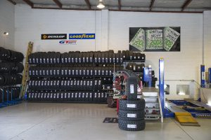 Bush road tyres albany auckland workshop