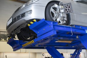 Bush road tyres wheel alignment