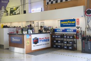 Bush road tyres value tyres entrance