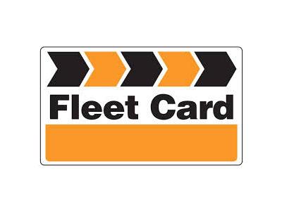 Bush road tyres payment fleet card