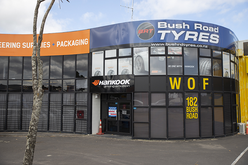 Bush road tyres albany auckland about
