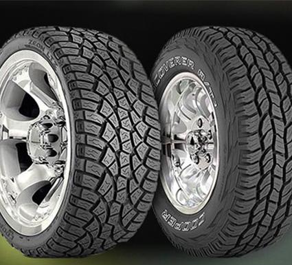 Cooper tyres albany bush road tyres