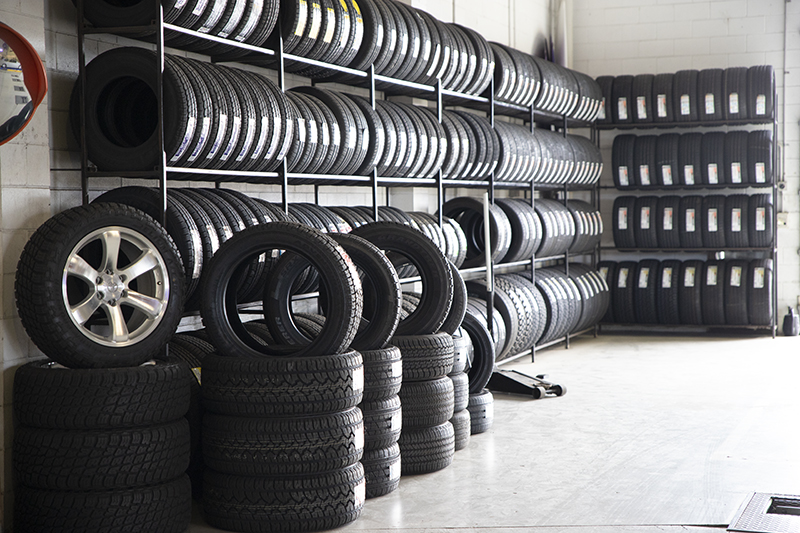 Tyre Rotation Services
